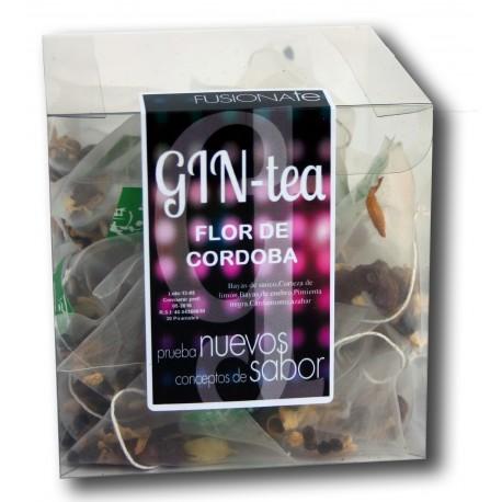 Gin - Tea Flor de Cordoba