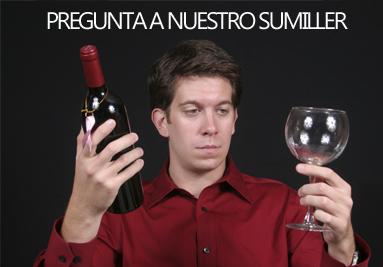 Preguntas sobre vinos Gourmet